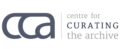 Centre for Curating the Archive